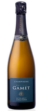 Champagne Philippe Gamet - Extra-Brut Caractères