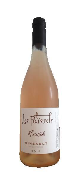 Domaine des Païssels - Le Rosé des Païssels