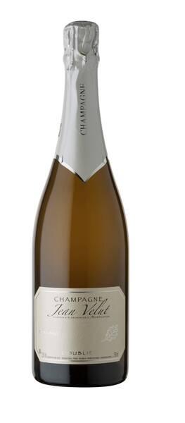 Champagne Velut - L'oubliée - Extra Brut