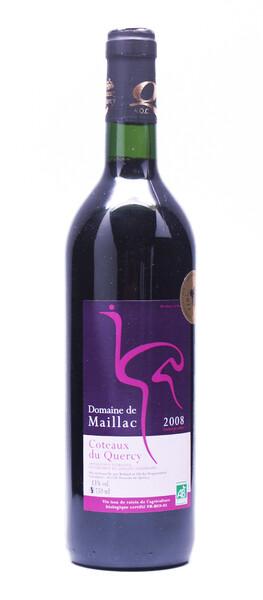 Domaine de Maillac - Coteaux du Quercy 2008
