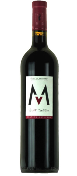 Château Matheron - M' Tradition Rouge