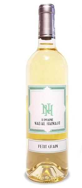 Château Nadal-Hainaut - Muscat sec