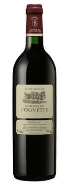 Domaine de l'Olivette - Cuvée spéciale rouge