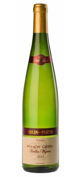 Domaine Eblin-Fuchs - Pinot Gris Vieilles Vignes 2012