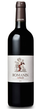 Château Romanin - Romanin IGP Alpilles Rouge 2015
