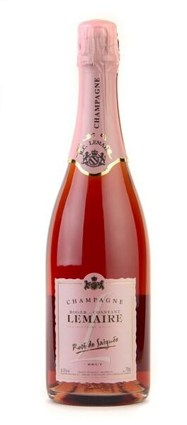 Champagne Roger-Constant Lemaire - Rosé de Saignée  - Sans ajout de vin rouge
