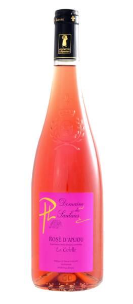 Domaine des Saulaies - Rosé d'Anjou La Cotelle
