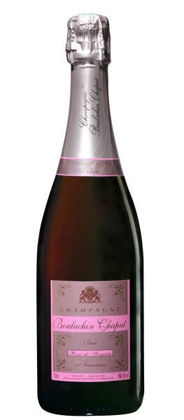 Champagne Boulachin Chaput - Rosé de Saignée