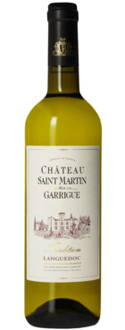 Chateau Saint Martin de la Garrigue - Tradition Blanc