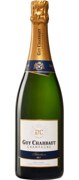 Champagne Guy Charbaut - Brut Sélection