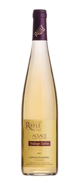 Domaine Rieflé - Alsace Gewurztraminer Vendange Tardive