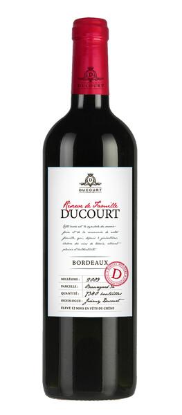 Vignobles Ducourt - Réserve de Famille Ducourt