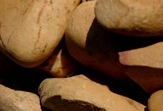 Les roches du vignoble du Domaine Duseigneur