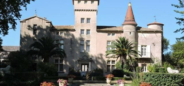 Chateau Saint Martin de la Garrigue