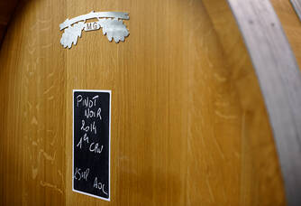 Le travail des vins en Foudre pour une plus grande complexité des arômes