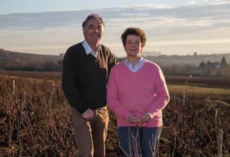Philippe et Nicole Bonhomme du Château Du Carra
