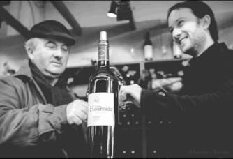 Gino et Quentin Cecchini